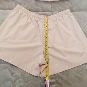 Nike Shorts - Women s Nike tan shorts b92f32bcf